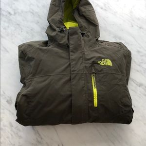 North Face Hyvent 2in1 Coat